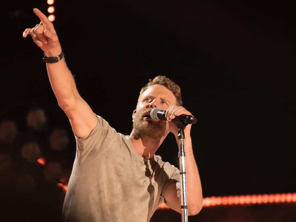 Watch Dierks Bentley Fly to Las Vegas to Visit First Responders & Hospital Staff