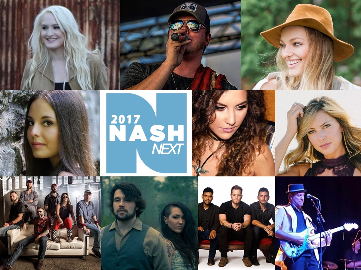 """Nash Next 2017"" Competition to Announce Winner on Nov. 1: Get to Know the 10 Finalists"