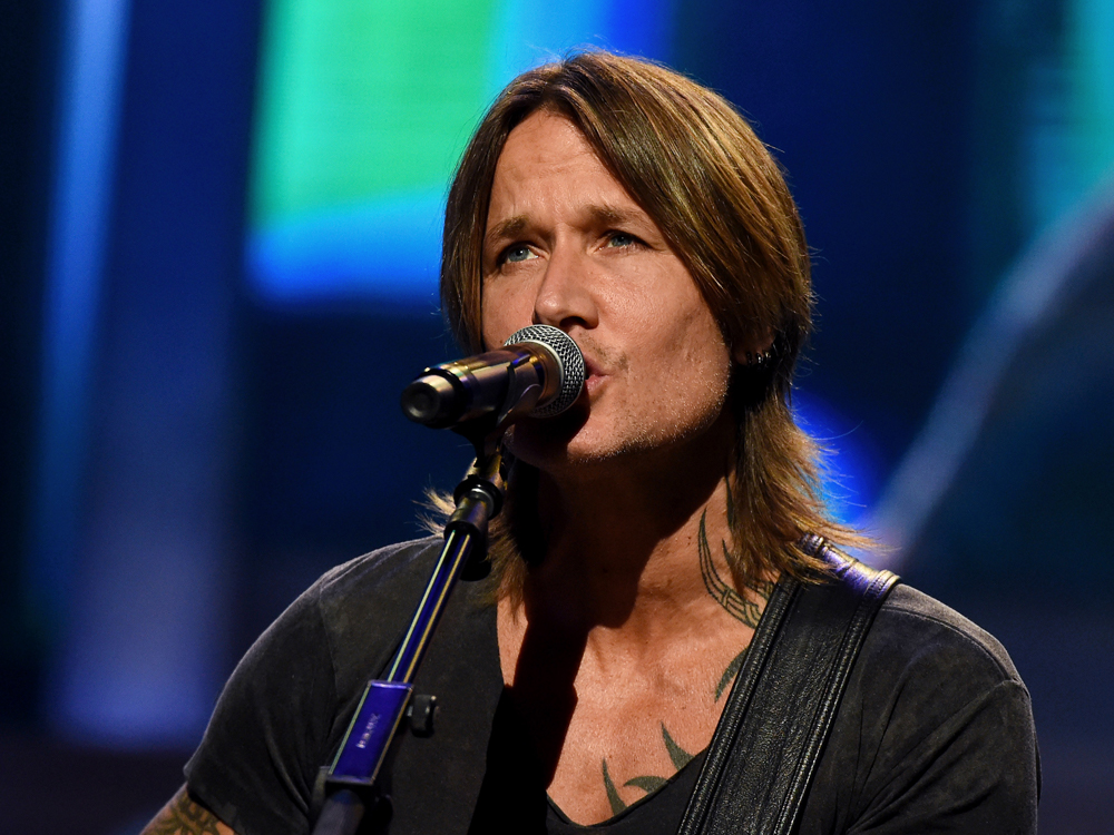 Keith Urban to Be Featured on Upcoming Grammy Television Special