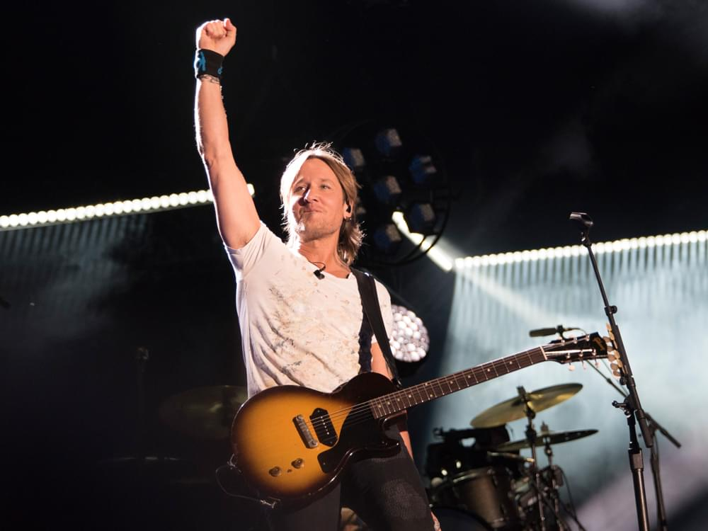 "Listen to Keith Urban's Empowering New Single, ""Female"" + Lyrics"