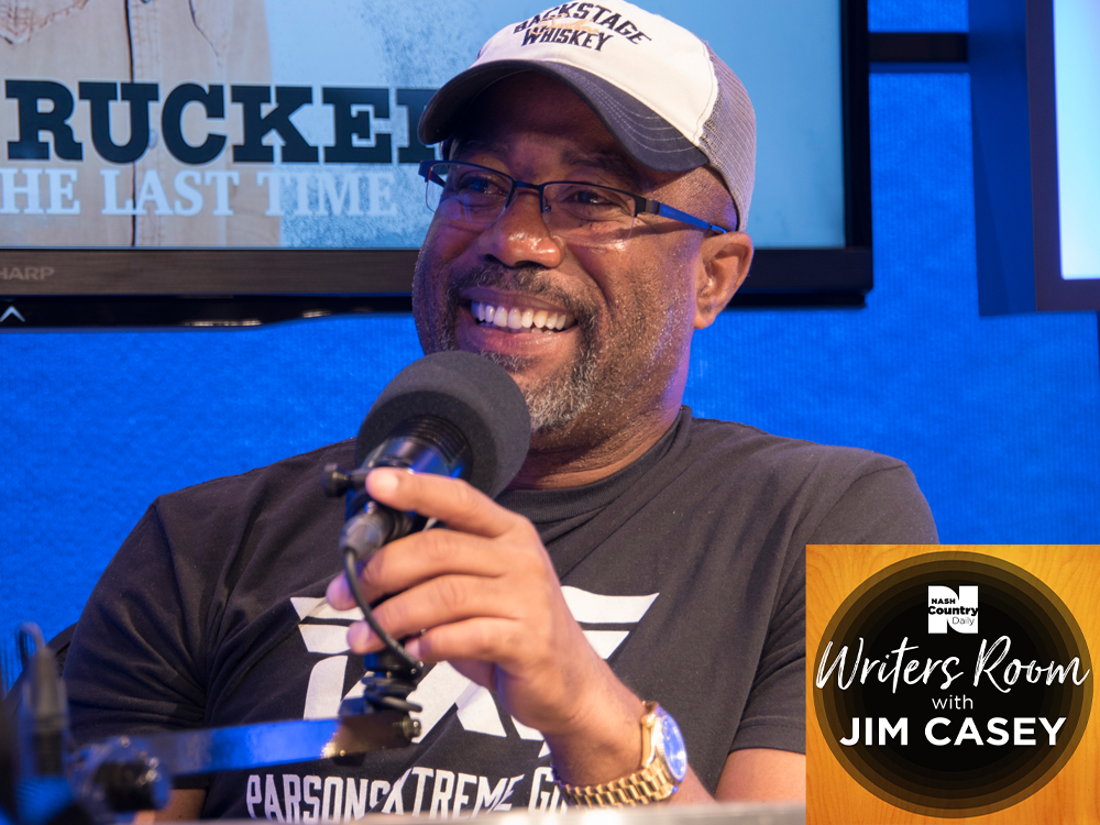 "Darius Rucker Talks Hurricane Benefit, 10 Years of Making Country Music, Acting Roles & New Album, ""When Was the Last Time"""