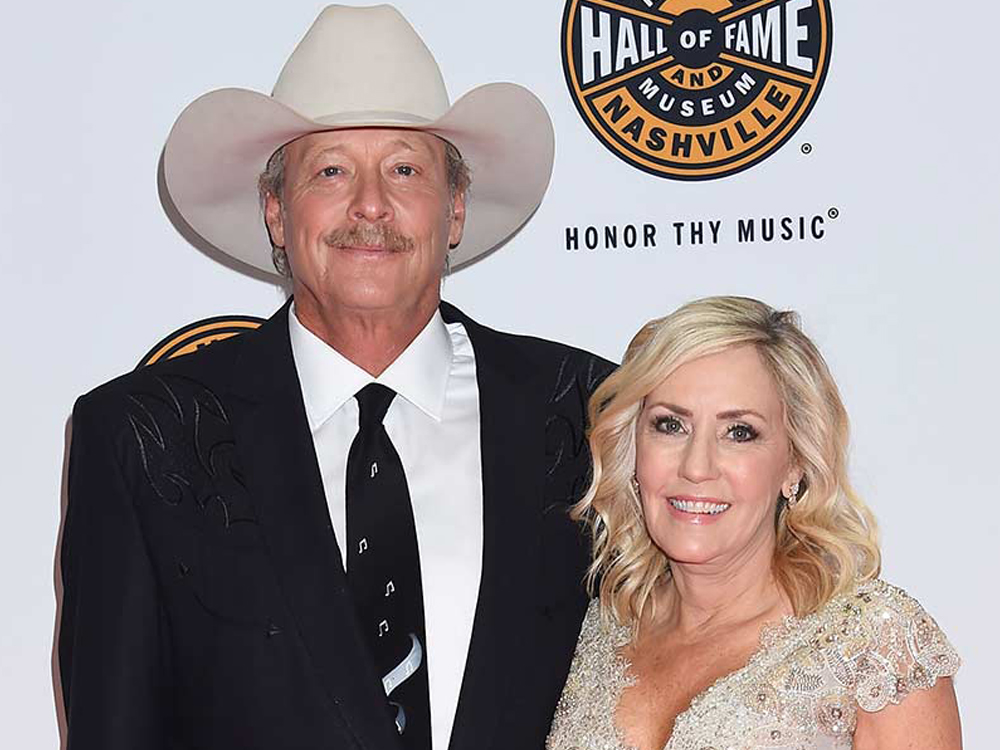 Photo Gallery: Alan Jackson's Hall of Fame Ceremony With George Strait, Randy Travis, Oak Ridge Boys & More