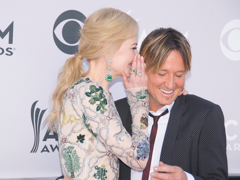 Nicole Kidman Shares Heartfelt Message About Hubby Keith Urban on His 50th Birthday