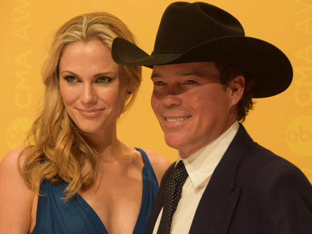"""Rumor Has It"" That Clay Walker and Wife Jessica Welcomed a New Addition to Their Family, Son Ezra Stephen"