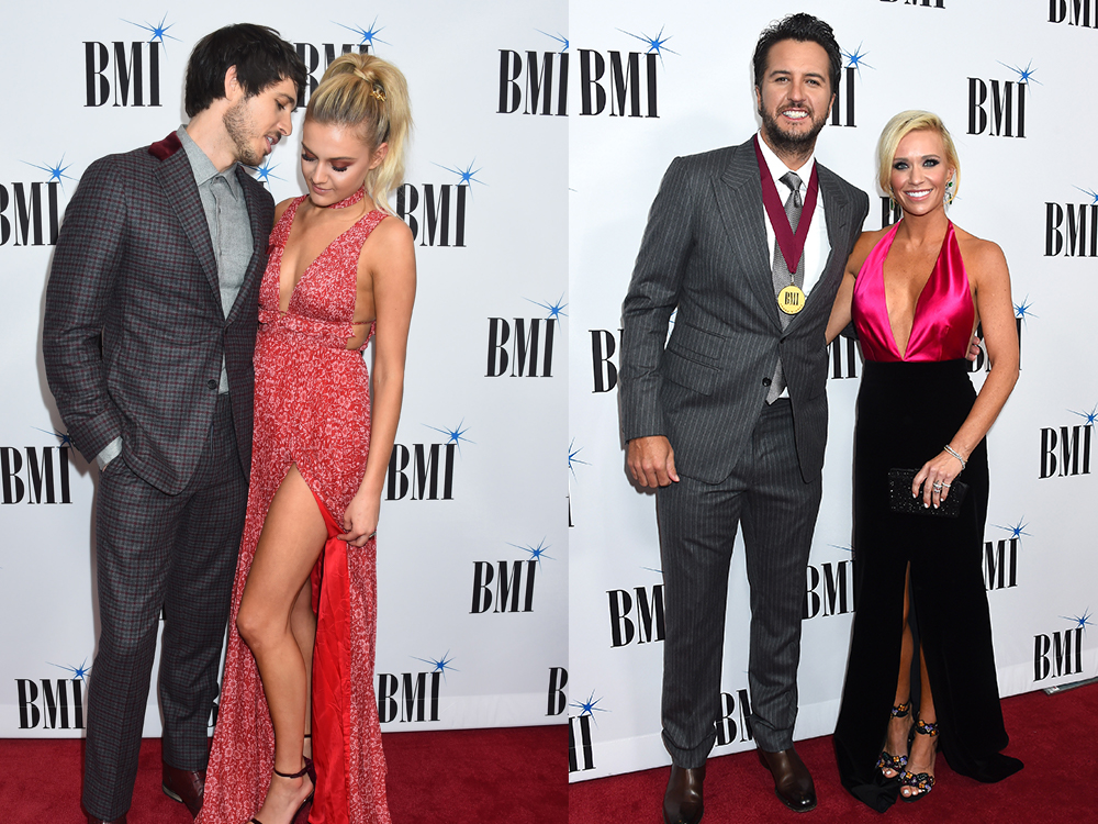 60 Red Carpet Photos From the BMI Awards, Including Luke Bryan, Keith Urban, Maren Morris, Chris Young, Kelsea Ballerini & More