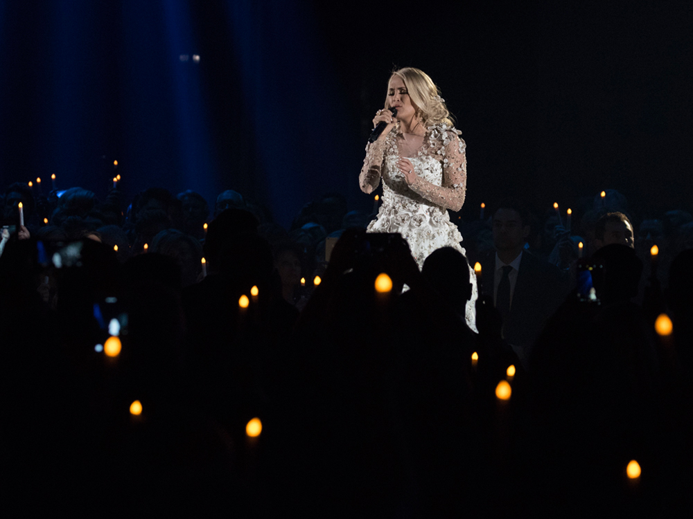 36 of Our Favorite Performance Photos From the 51st CMA Awards, Including Carrie Underwood, Alan Jackson, Miranda Lambert & More