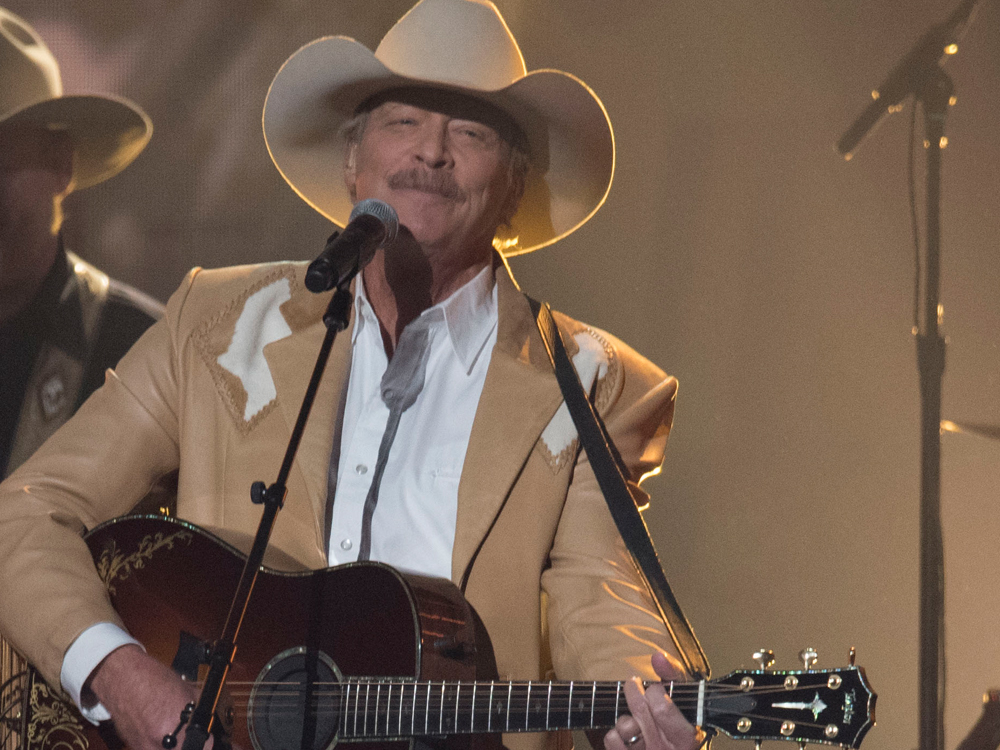Alan Jackson Is Giving Fans the Chance to Vote for His Tour Openers