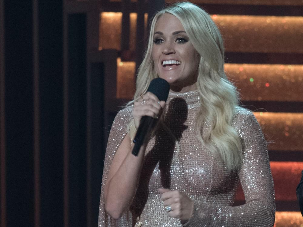 Carrie Underwood to Co-Host Grammy Special on Nov. 24 That Features Blake Shelton, Keith Urban & More