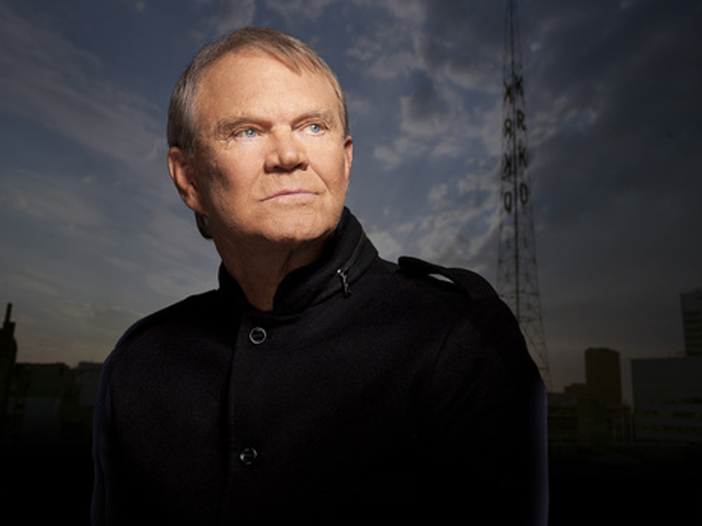 Glen Campbell's Will Reportedly Excludes 3 of His 8 Children From His $50 Million Estate