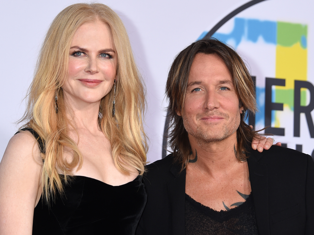 Keith Urban and Nicole Kidman List Nashville-Area Home for $3.45 Million