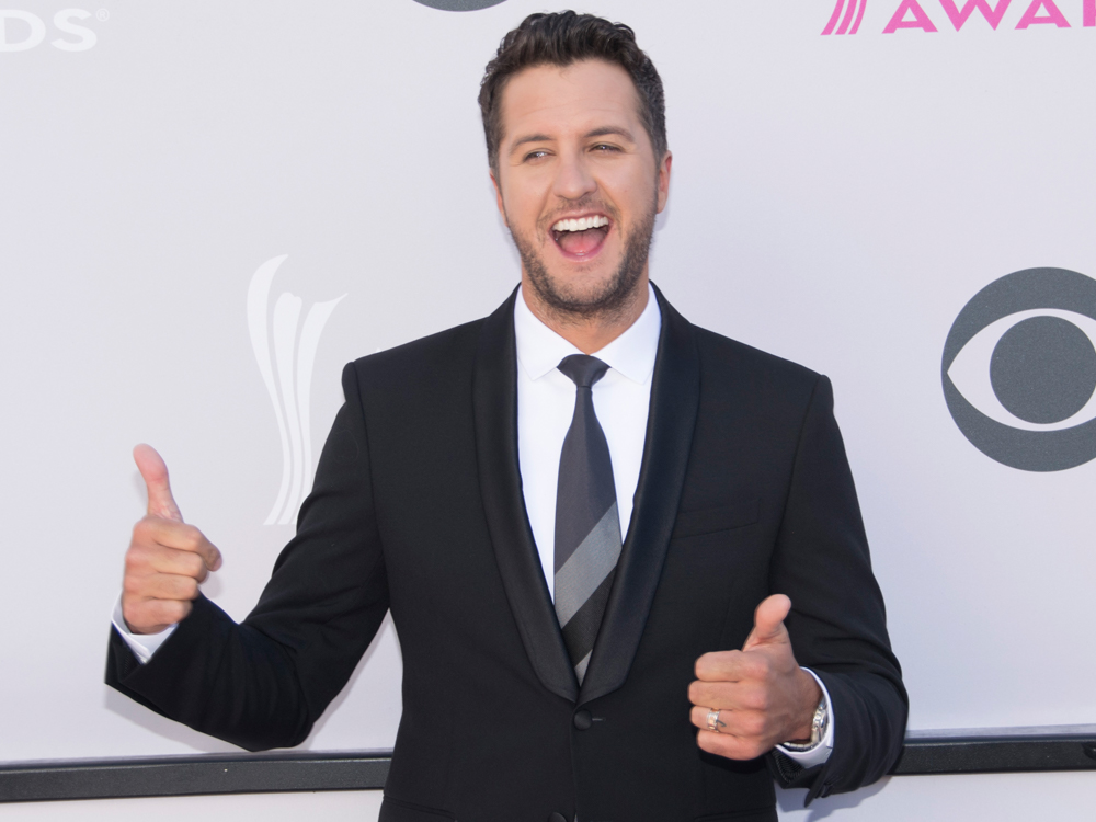 Big Day: Luke Bryan Releases New Album, Makes the Media Rounds & Celebrates 11th Wedding Anniversary
