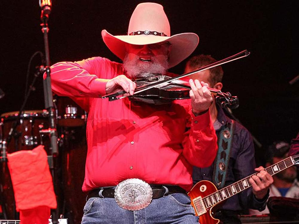 """First Round of Performers Announced for Charlie Daniels' 2018 """"Volunteer Jam"""" Concert"""