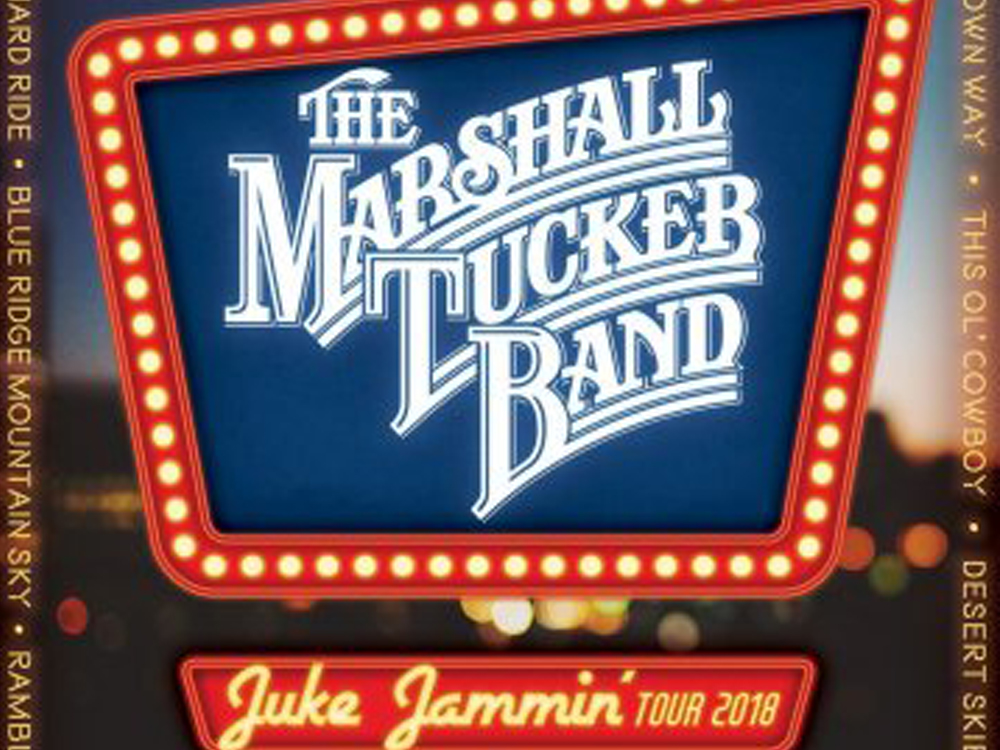 Marshall Tucker Band: 2018 Juke Jammin' Tour