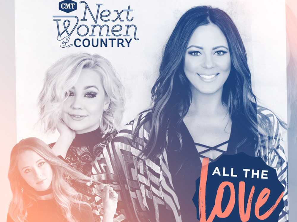 "Sara Evans to Headline 4th Annual ""CMT Next Women of Country Tour"" With RaeLynn & Kalie Shorr"