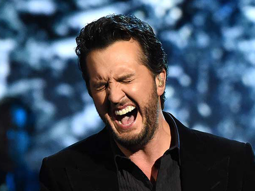 Luke Bryan Is In The Running For The Uncle of The Year Trophy