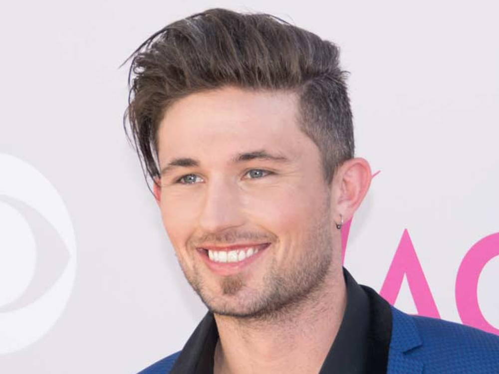 "Michael Ray Honors Late Grandfather by Titling Sophomore Album, ""Amos"""