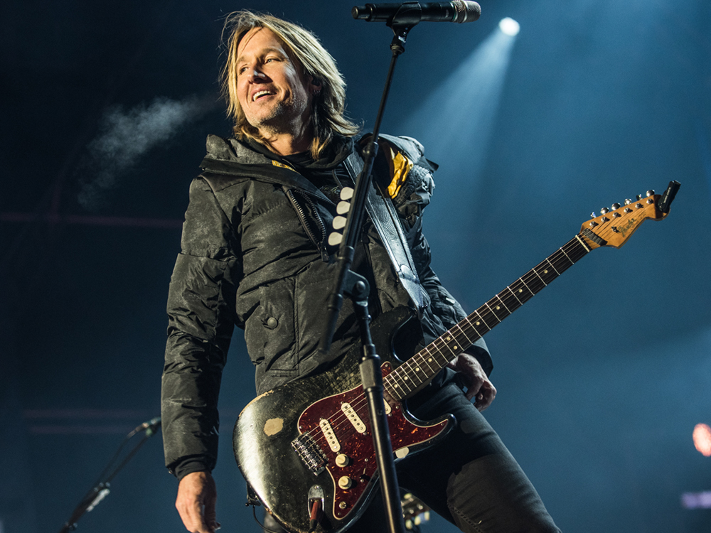 Watch Keith Urban's New Year's Eve Tribute to Glen Campbell, Troy Gentry, Tom Petty, Don Williams & More
