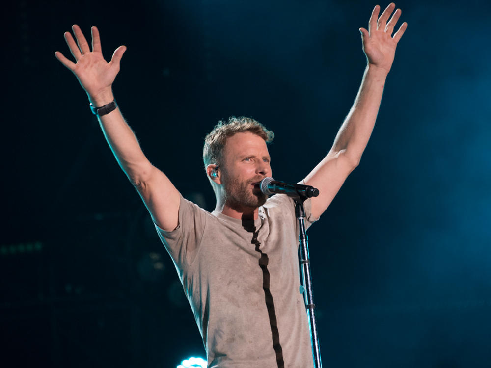 "Dierks Bentley Announces New Album, ""The Mountain,"" & Teases Title Track [Listen]"