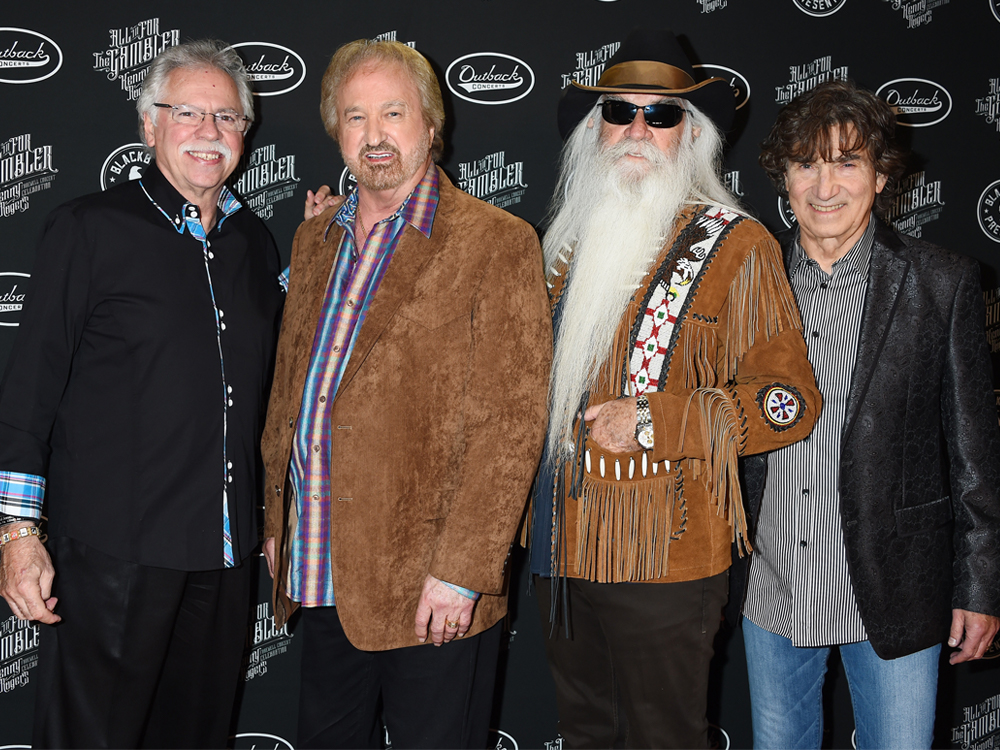 Oak Ridge Boys Announce 29th Annual Christmas Tour