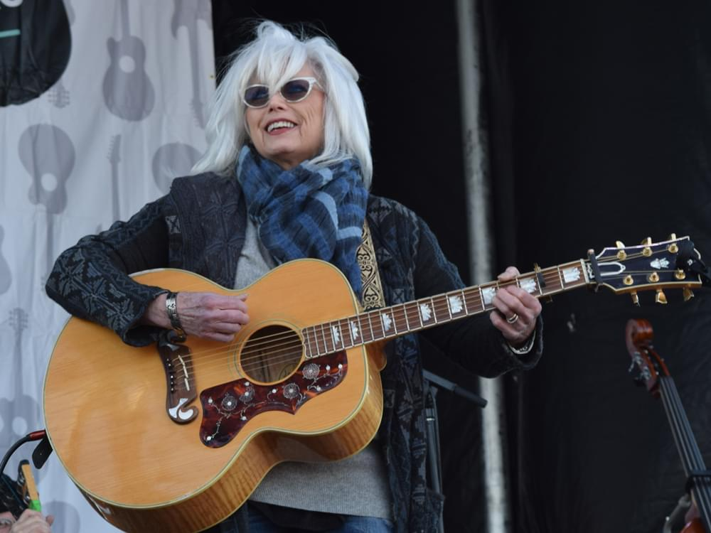 Emmylou Harris' New Exhibit at the Country Music Hall of Fame Will Open on Oct. 5