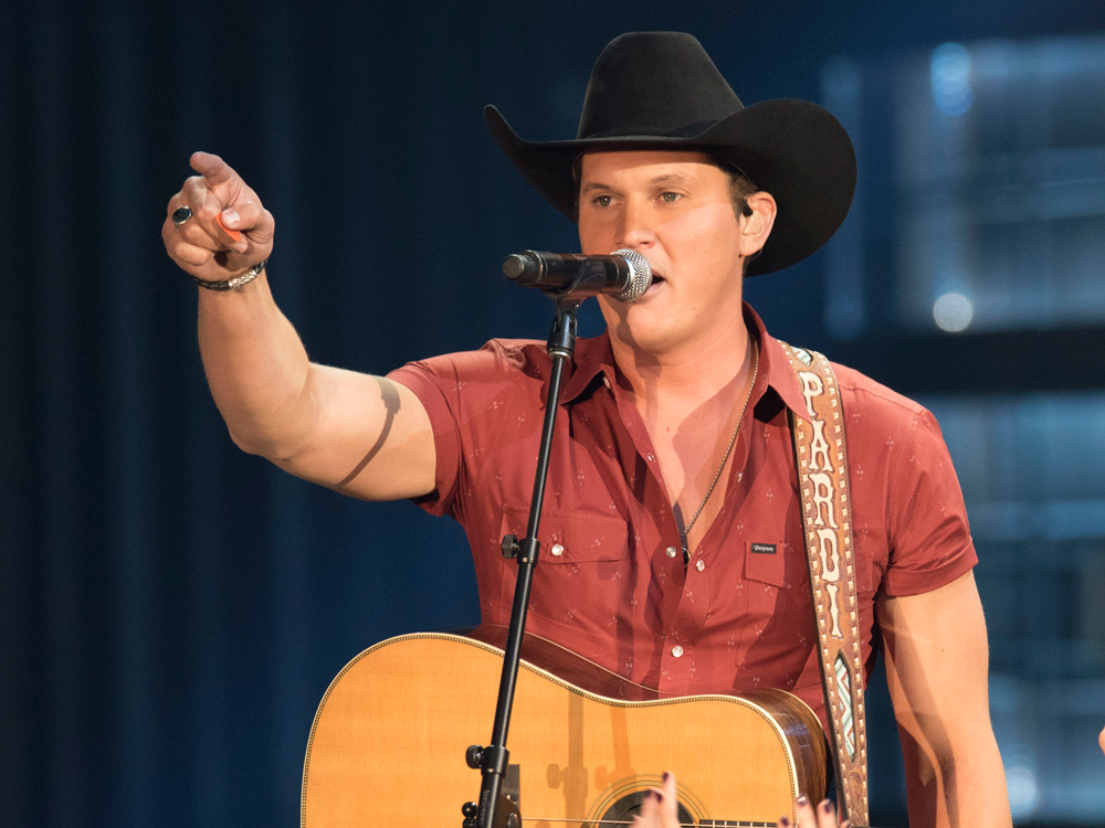"Watch Jon Pardi Perform New Single, ""She Ain't In It,"" on ""Jimmy Kimmel"""