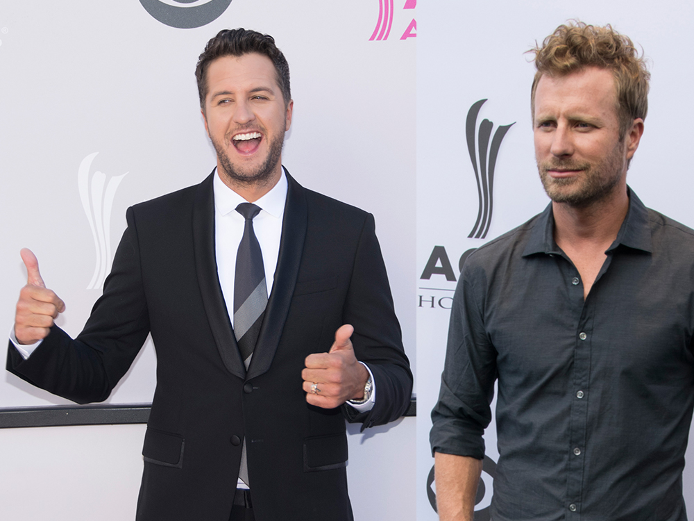 "Luke Bryan and Dierks Bentley ""Got Fired"" From Hosting the ACM Awards"