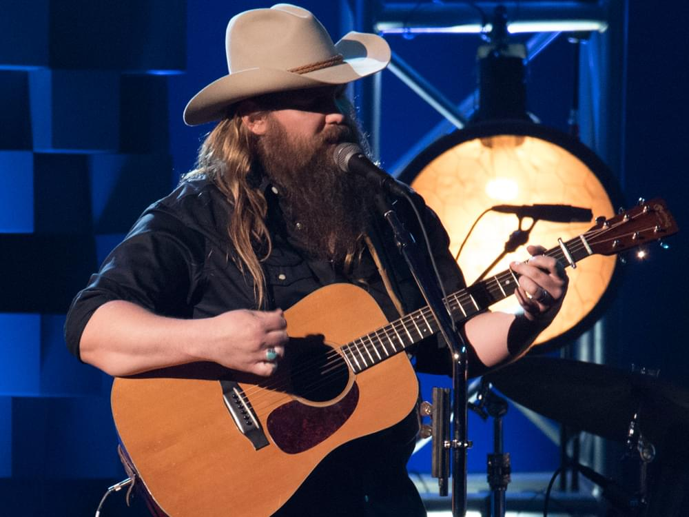 Chris Stapleton to Headline 2018 Pilgrimage Festival [Full Lineup]