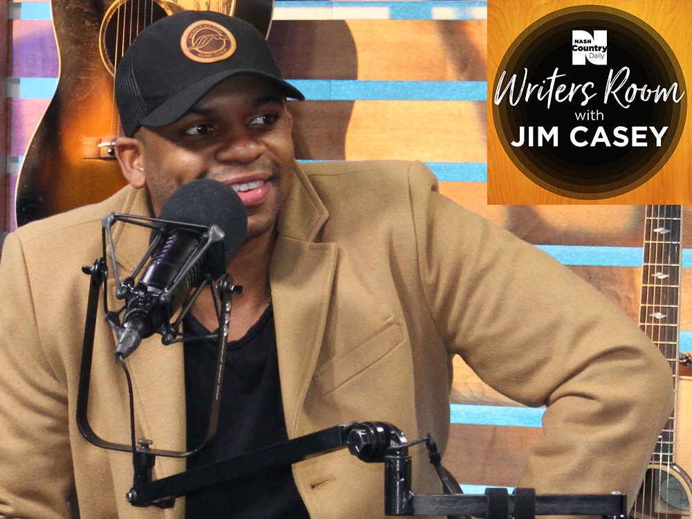 Jimmie Allen Talks About Growing Up in Delaware, Overcoming Obstacles, Signing a Record Deal, Releasing His New Single & More