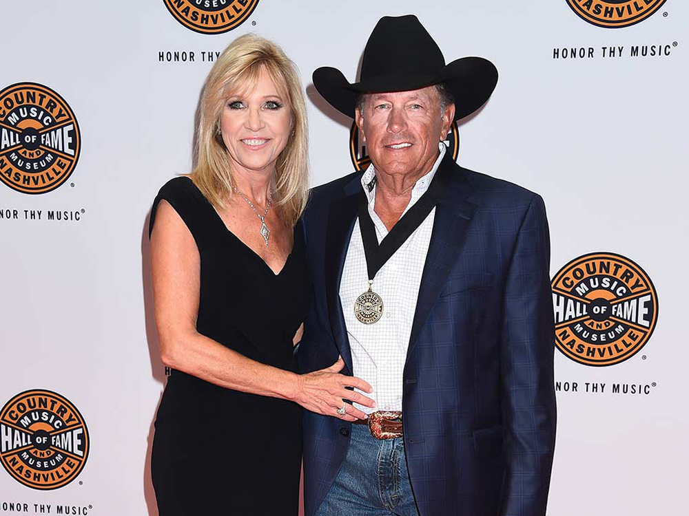 Valentine's Day Playlist With George Strait, Dolly Parton, Tim McGraw, Faith Hill & More