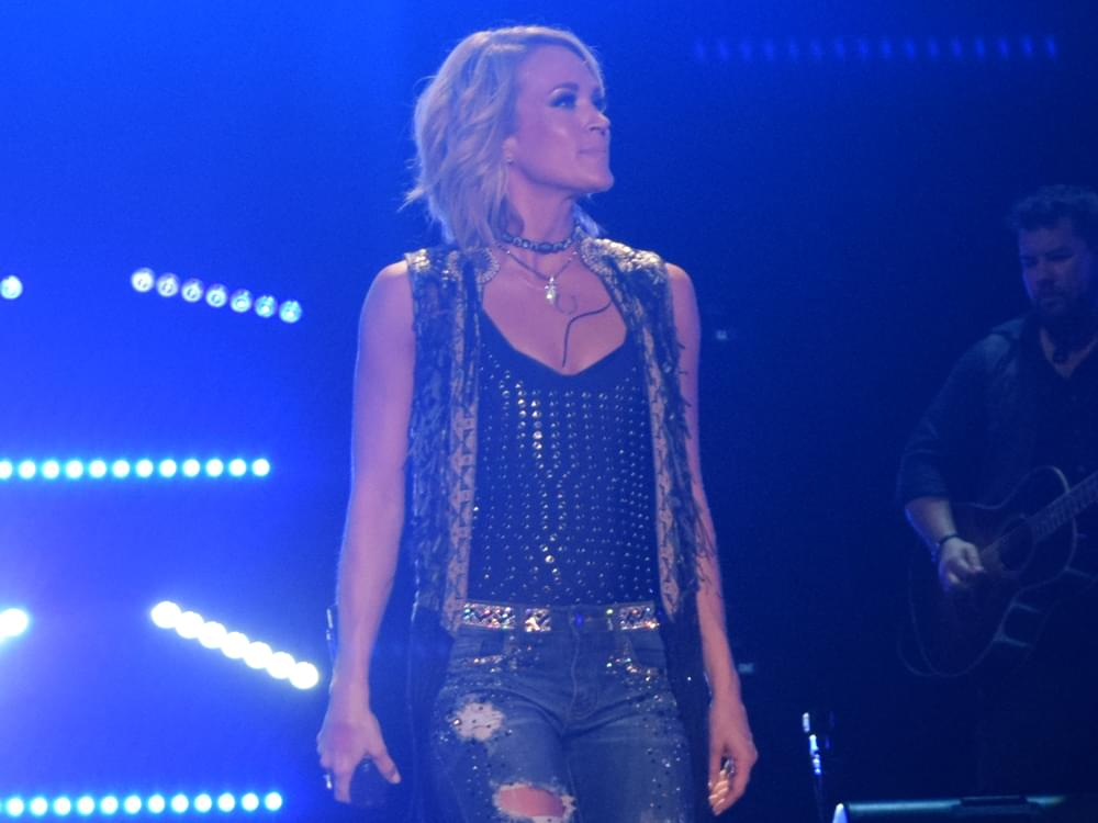 Carrie Underwood | Choctaw | August 27, 2021