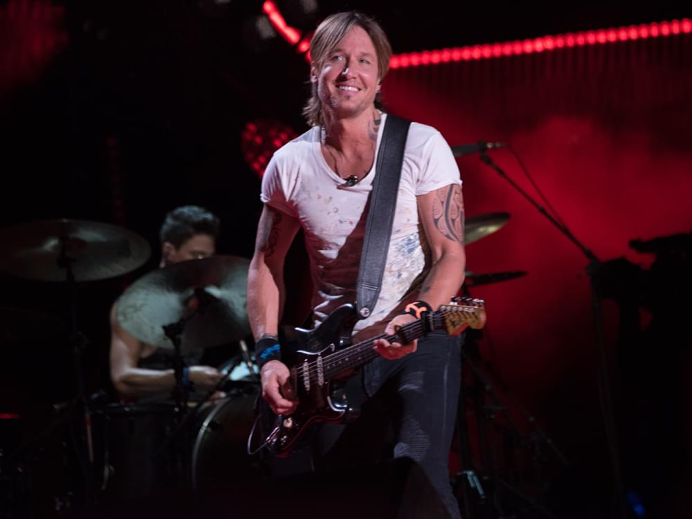 Keith Urban Has Aspirations of an Asian Invasion With Future Tour