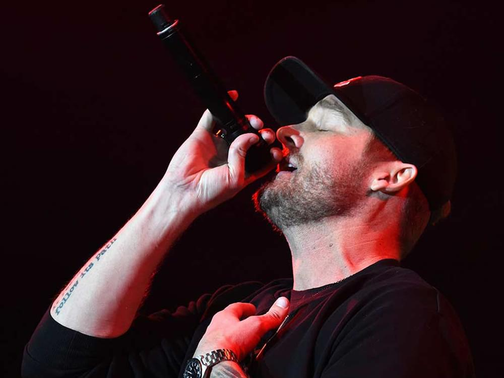 """Watch Brett Young Beg for """"Mercy"""" in New Video"""
