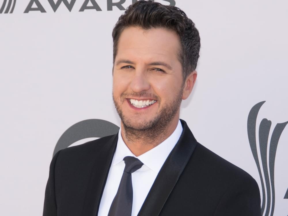 Luke Bryan Joins the Show!