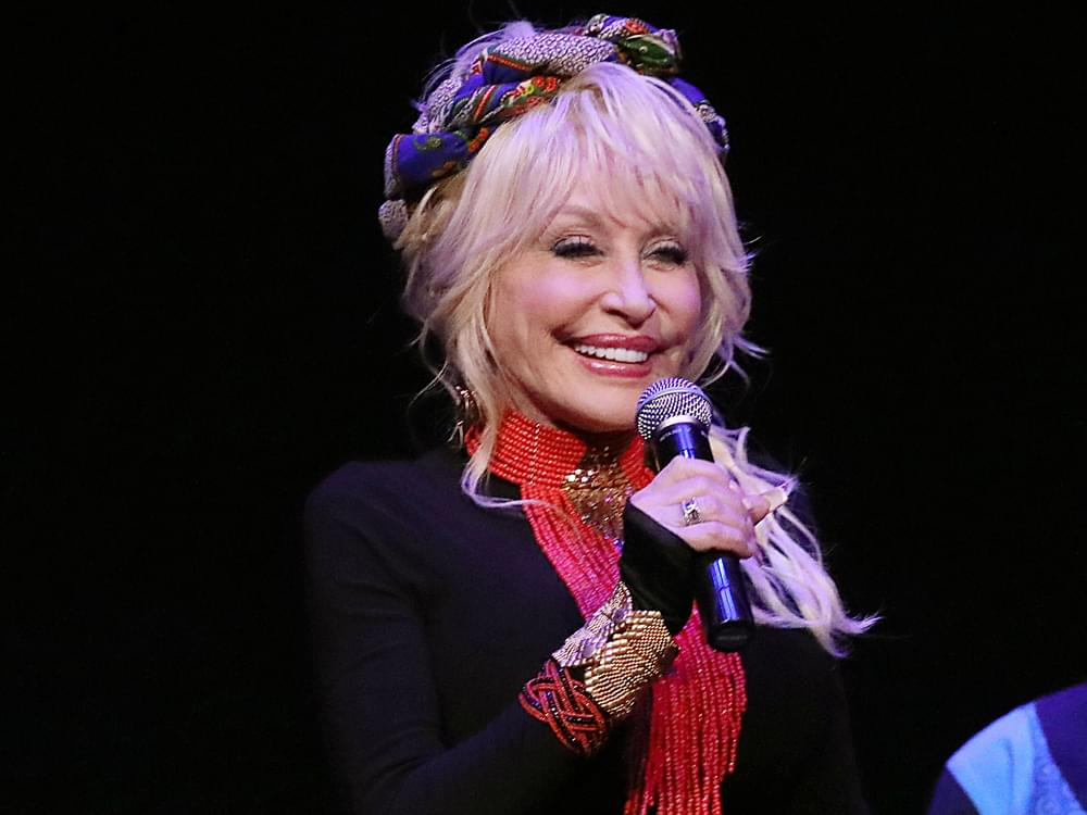 Watch Grand Ole Opry Mural of Dolly Parton Come to Life in Time-Lapse Video