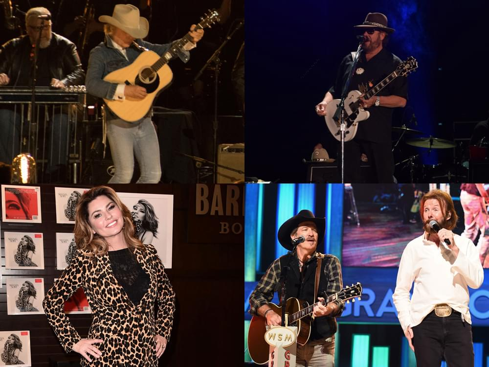 Who's Bound for the Country Music Hall of Fame This Year? Chew on These Deserving Nominees
