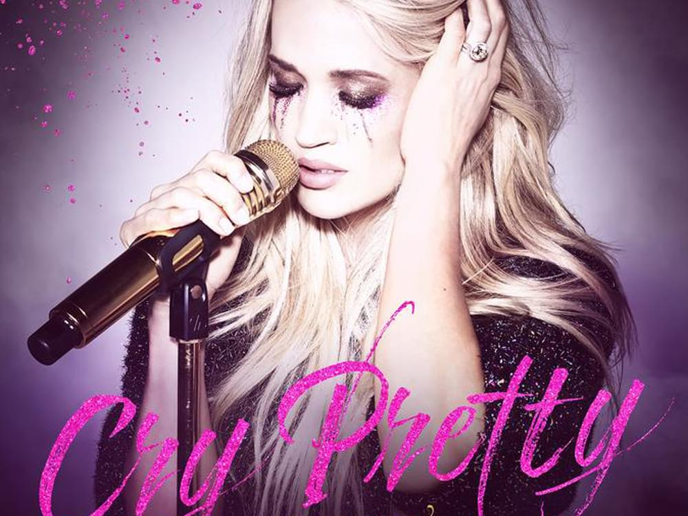 """Listen to Carrie Underwood's Emotional New Single, """"Cry Pretty"""""""