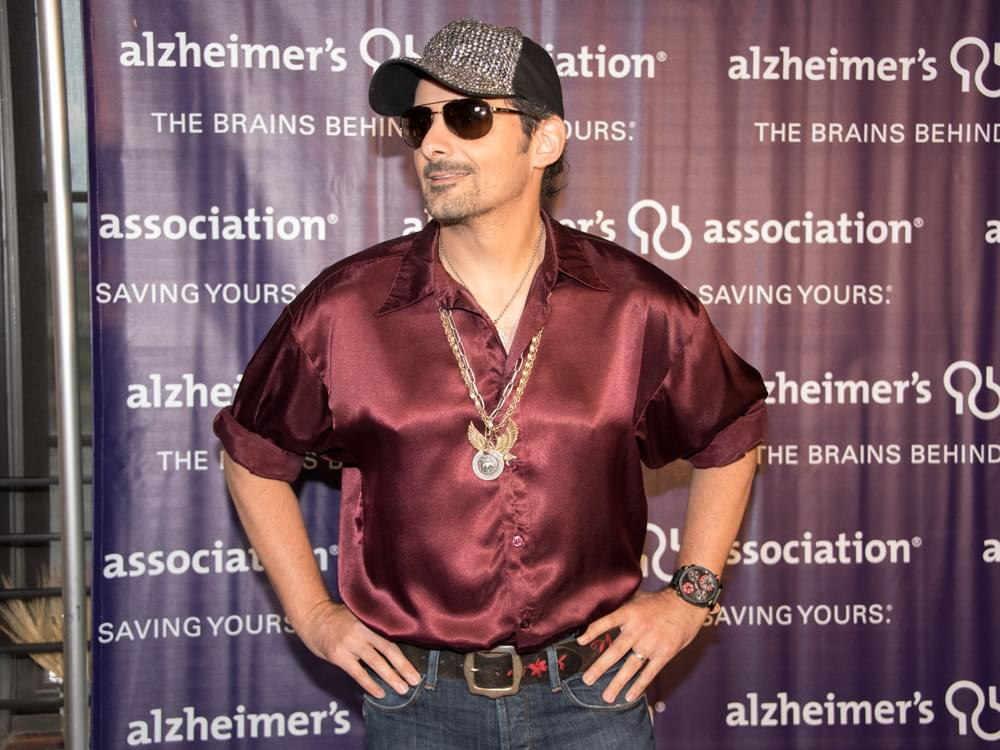 Brad Paisley, Charles Esten, Chris Young, Lindsay Ell & More to Headline 2nd Annual '80s Dance Party to Benefit the Alzheimer's Association