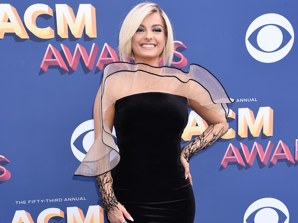 "Bebe Rexha Feeling Acceptance From Country Music Community After Collaborative Hit With FGL, ""Meant to Be"""