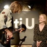 """Keith Urban Duets With Wife Nicole Kidman [Watch] & Confesses to Hearing a """"Weird Voice"""" in His Head"""