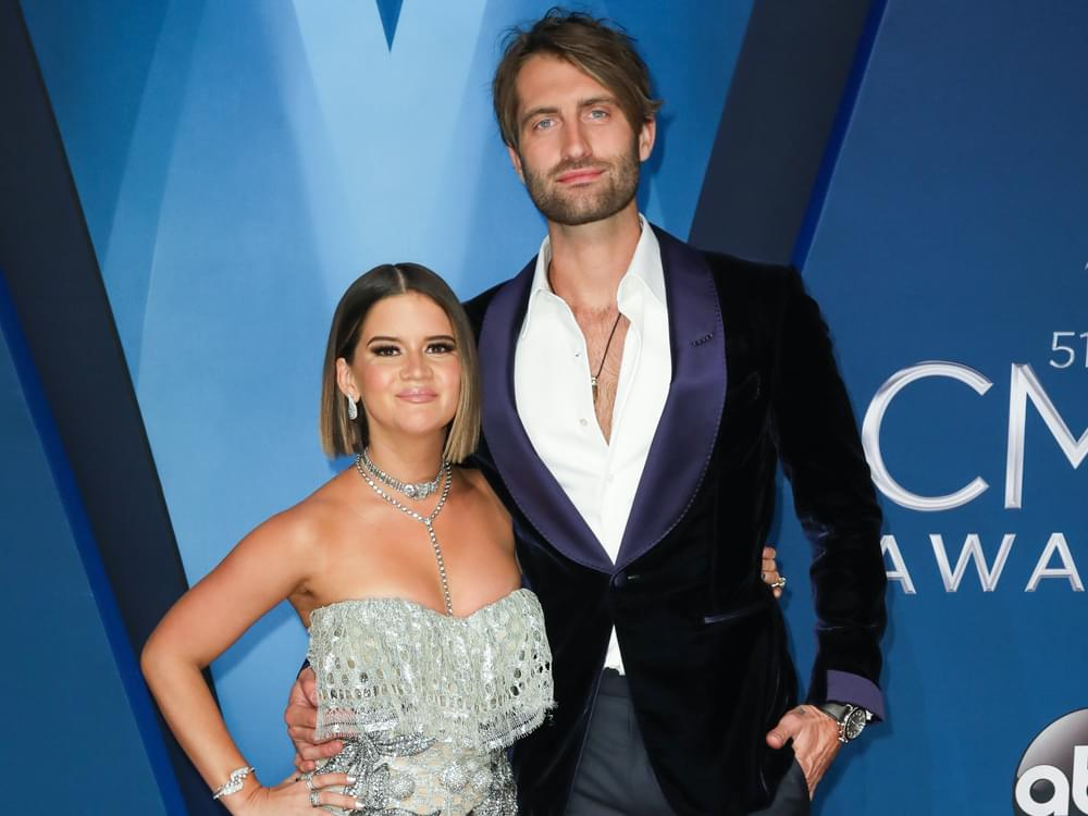Maren Morris & Ryan Hurd Celebrate One-Month Anniversary With Wedding Video [Watch]