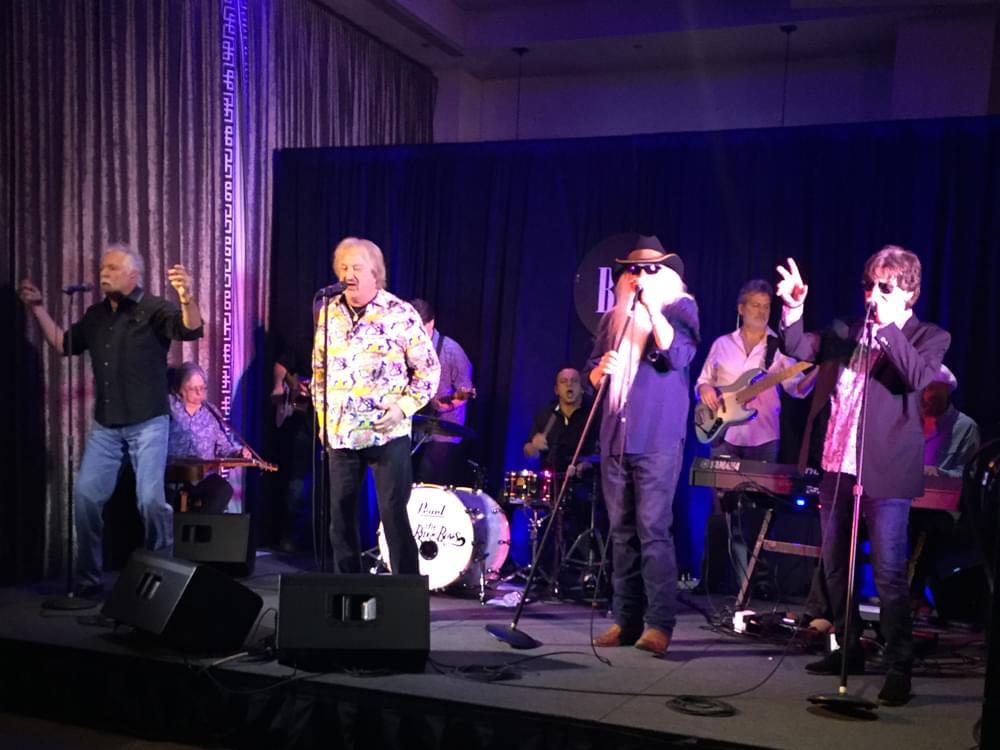 "Giddy Up, Oom Poppa: Oak Ridge Boys Kick Off 2018 ""Rooftop on the Row"" Concert Series"