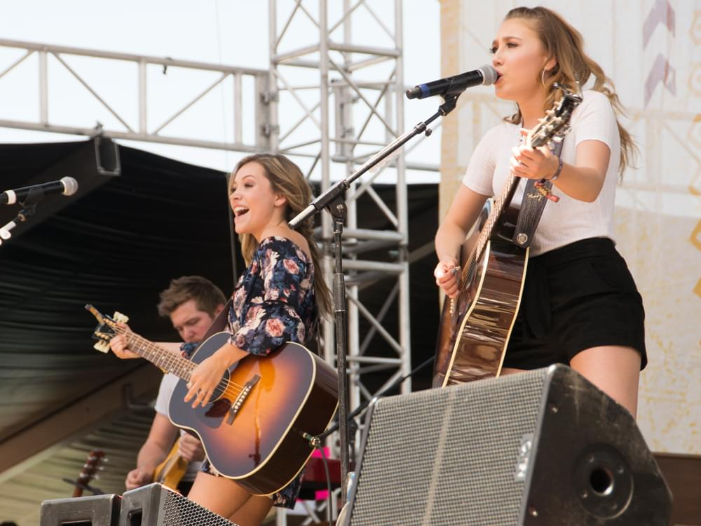 "Maddie & Tae Give Fans First Glimpse of Sophomore Album With New Single, ""Friends Don't"" [Listen]"