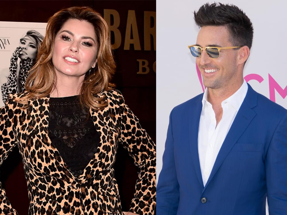 "Jake Owen and Shania Twain Team Up to Discover New Talent on Upcoming TV Series, ""Real Country"""