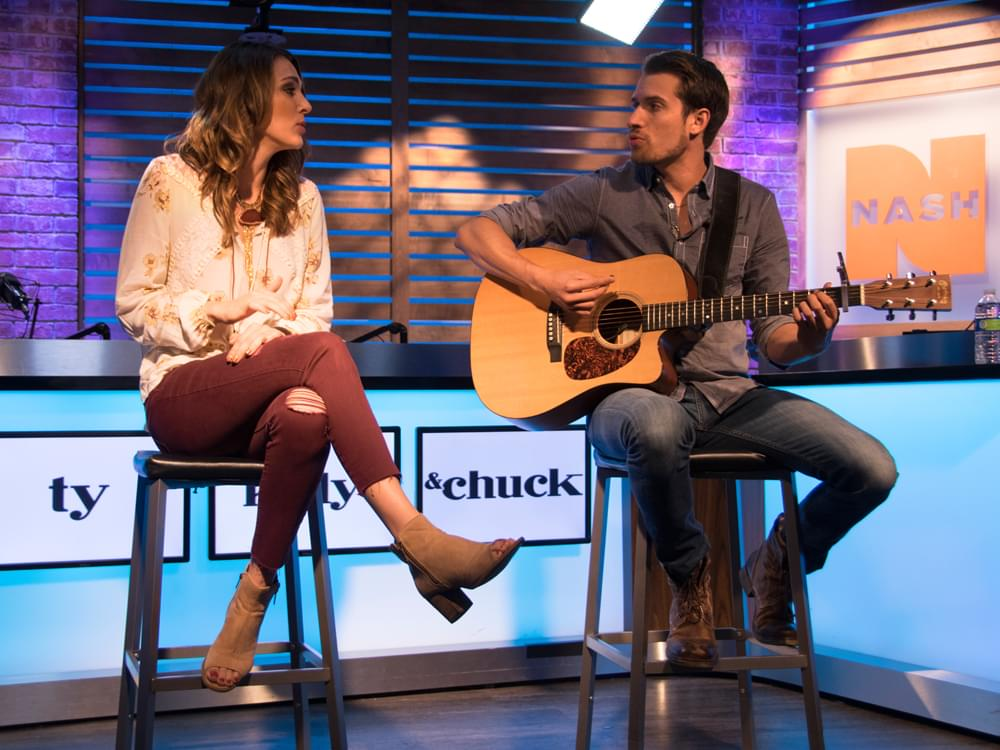 """Go Inside SmithField's Radio Tour as They Travel to More Than 70 Stations to Perform New Single, """"Hey Whiskey"""""""