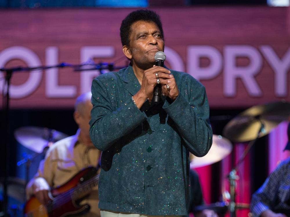From Curveballs to Country Music, Charley Pride Celebrates 25th Grand Ole Opry Anniversary