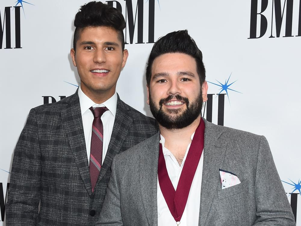"Watch Dan + Shay's Shadowy New Video for ""All to Myself"""