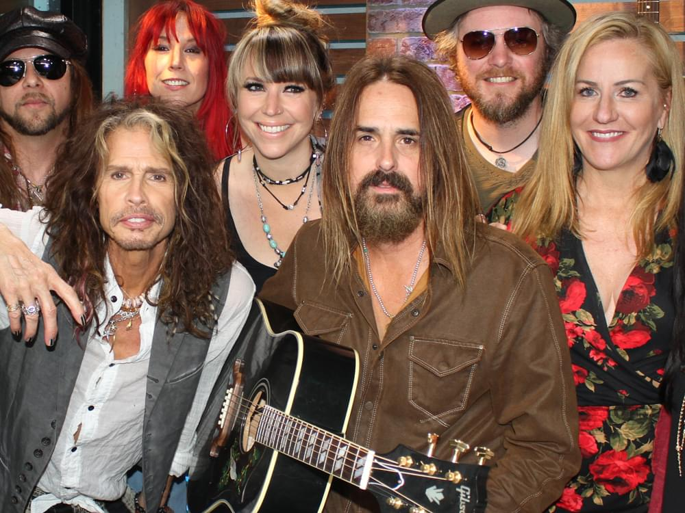 """Guest Editorial: Kelly Ford of """"Ty, Kelly & Chuck"""" Says Steven Tyler's New Documentary Is a """"Love Letter to Nashville"""""""