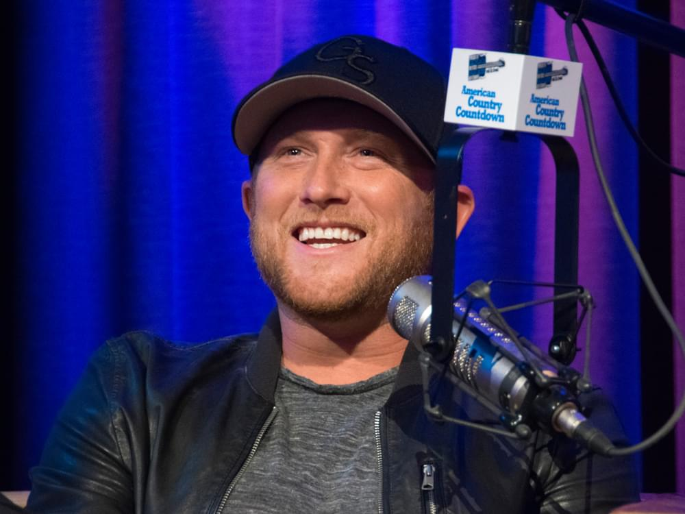 "As Long as His Music Is ""Helping and Touching People,"" Cole Swindell Isn't Just Chasing No. 1 Singles"