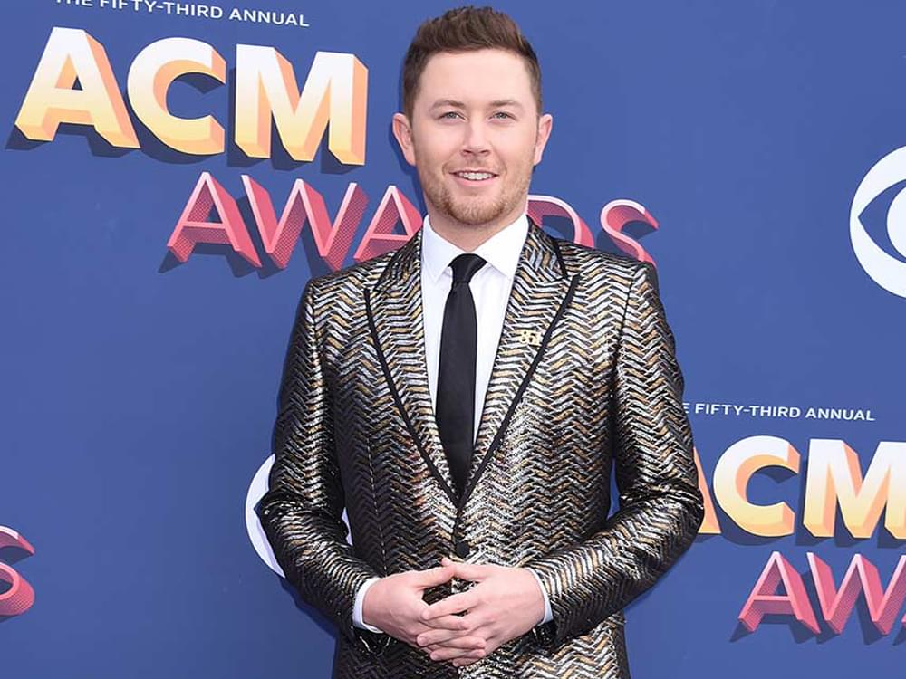 "Watch Scotty McCreery Sing No. 1 Hit, ""Five More Minutes,"" on ""Harry"" TV Show"