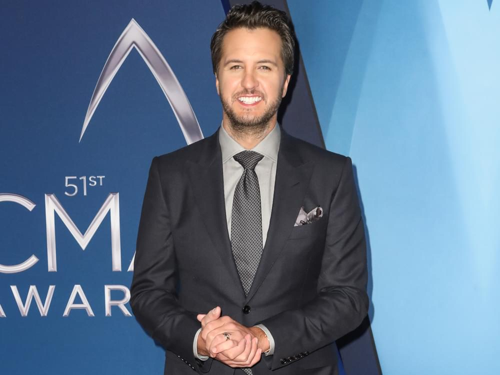 "Watch Luke Bryan Sing New Single, ""Sunrise, Sunburn, Sunset"" on ""American Idol"" Finale"